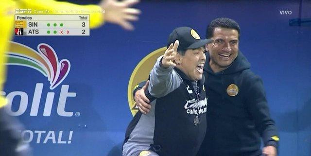 Resultado Dorados de Sinaloa vs Atlas- Octavos de Final – Copa MX – Clausura 2019