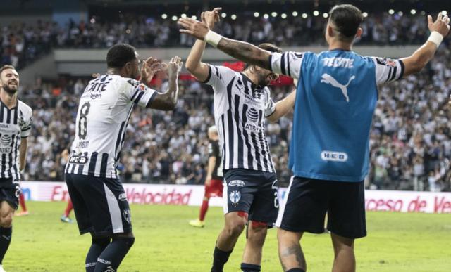 Resultado Monterrey vs Necaxa  Cuartos de Final  de Clausura 2019