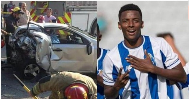 Video del accidente de Joao Maleck