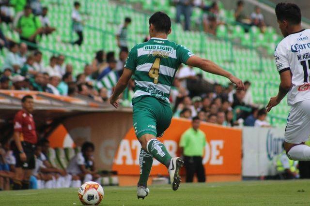 Resultado Santos vs Celaya en J3 de Copa MX – Apertura 2018