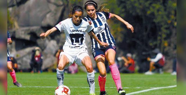 Resultado Monterrey vs Pumas – J3 – Liga MX Femenil