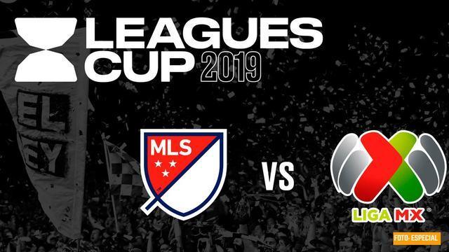 Leagues Cup enfrentará a los mejores de Liga MX y MLS