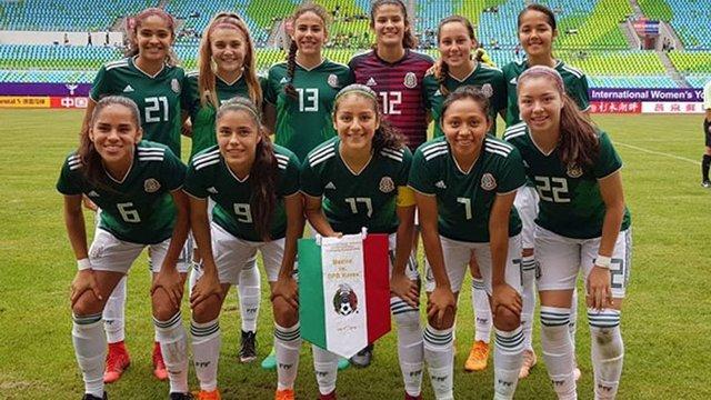 Resultado Selección Femenil Sub 20 vs Corea – Partido Amistoso