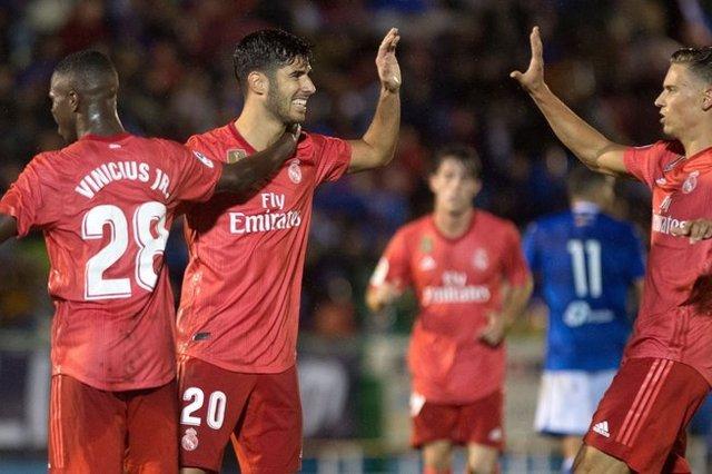 Resultado Real Madrid vs Melilla en Copa del Rey