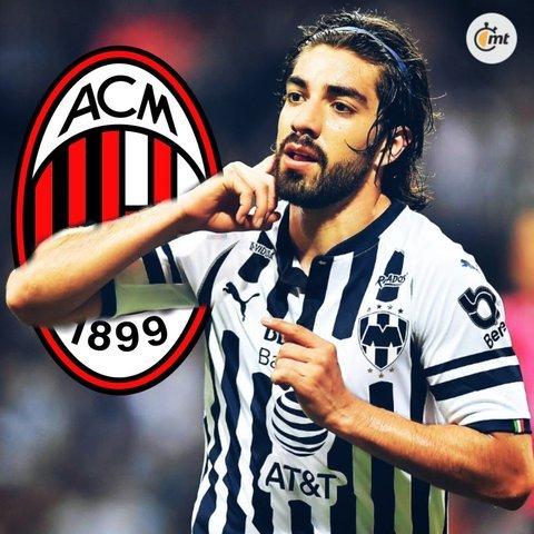 Pizarro es considerado para el Milan