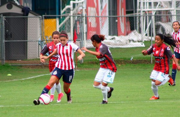 Resultado Chivas vs Necaxa – J5 Apertura 2018- Liga MX Femenil