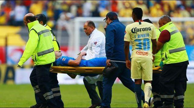 Pablo Aguilar habla de su lesión con Cruz Azul