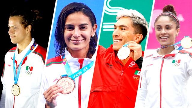México logra su mejor participación en Juegos Panamericanos con 136 medallas