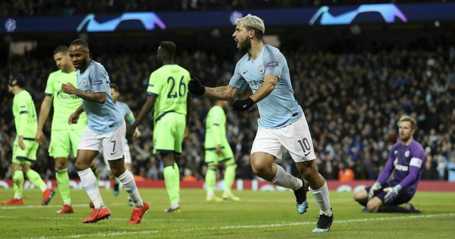 Resultado Manchester City vs Schalke 04- Octavos de Final –  Champions League