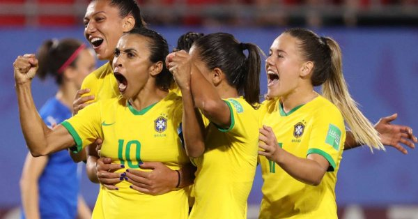 Resultado Brasil vs Italia – Mundial Femenil Francia 2019