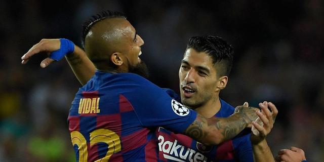 Resultado Barcelona vs Inter – Fase de Grupos -J2-  Champions League