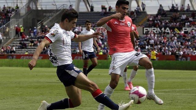 Resultado Lobos BUAP vs Chivas en J13 de Apertura 2018