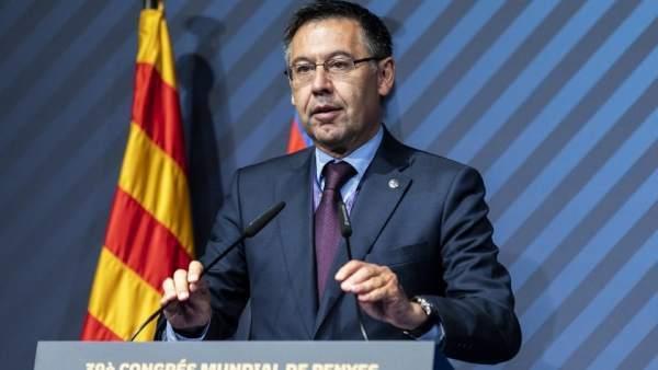 FC Barcelona mezcla fútbol por política por sentencia del Process