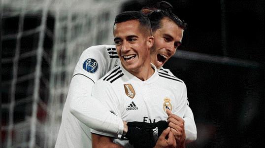 Resultado del AS Roma vs Real Madrid – Fase Grupos – Champions League