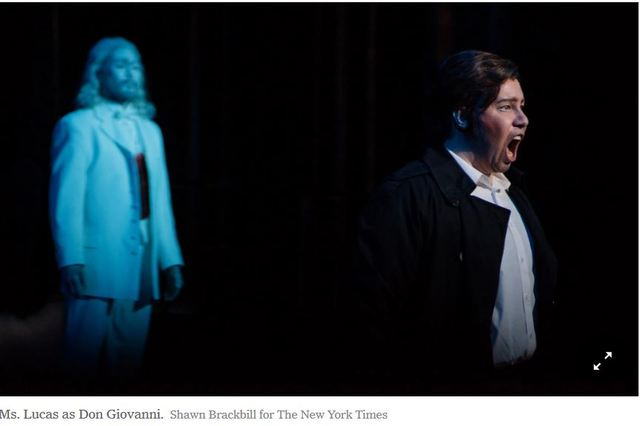 Transgender Opera Singers Find Their Voices - The Classical