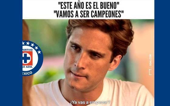 Memes del Triunfo de Cruz Azul al Puebla – AP2018