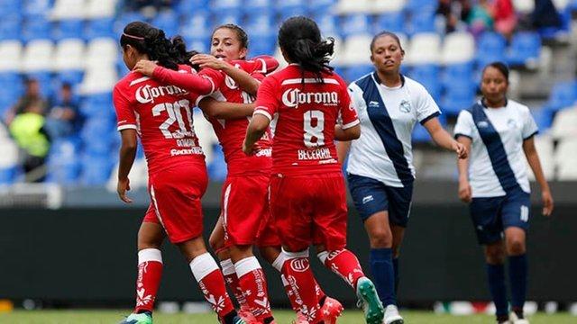 Resultado Puebla vs Toluca – J5 Apertura 2018- Liga MX Femenil