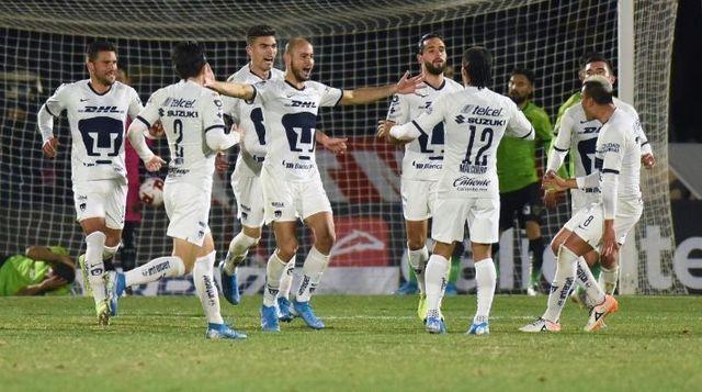 Pumas da descanso a 7 titulares no jugaran Copa MX
