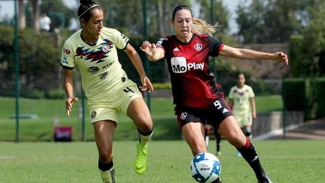 Resultado América vs Atlas – J5 – Apertura 2019 – Liga MX Femenil