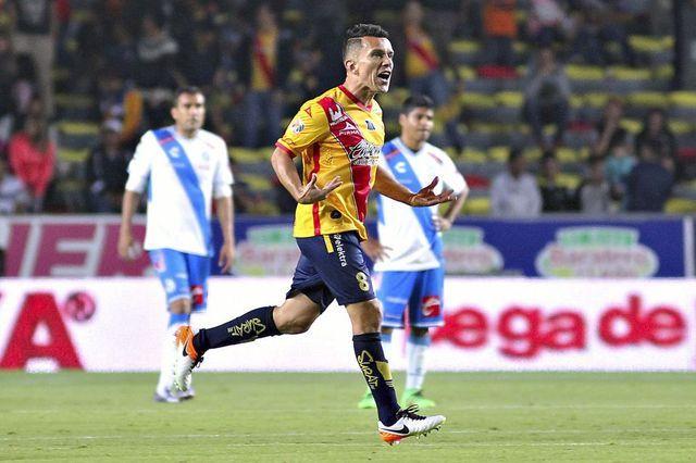 Resultado Monarcas Morelia vs Puebla en J13 de Apertura 2018