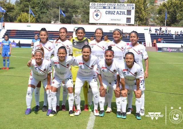 Resultado Cruz Azul vs Veracruz – J18- Clausura 2019- Liga MX Femenil