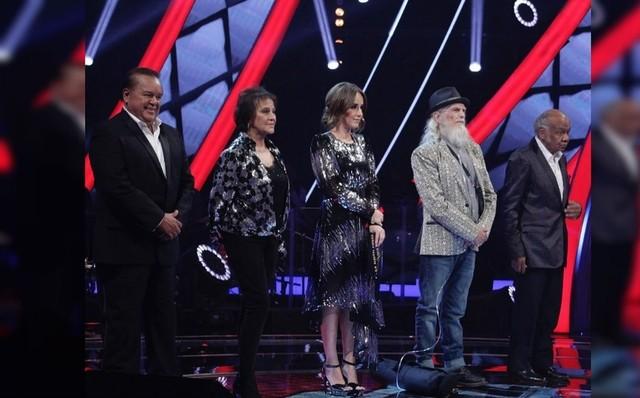 Ganador de la Voz Senior de TV Azteca