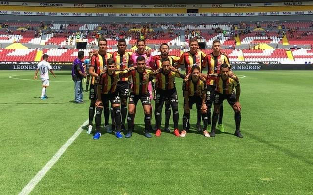 Resultado Leones Negros vs Cafetaleros de Tapachula – J2 –  del Apertura 2019