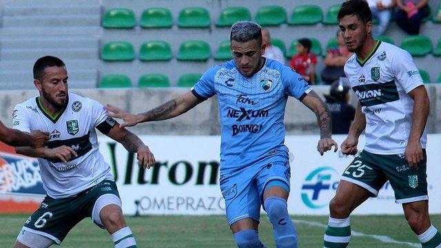 Resultado Atlético Zacatepec vs Tampico Madero en Jornada 15 del Apertura 2018