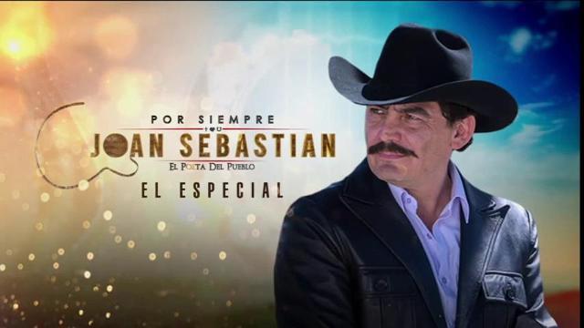 Por siempre Joan Sebastián en Vivo – Sábado 22 de Febrero del 2020