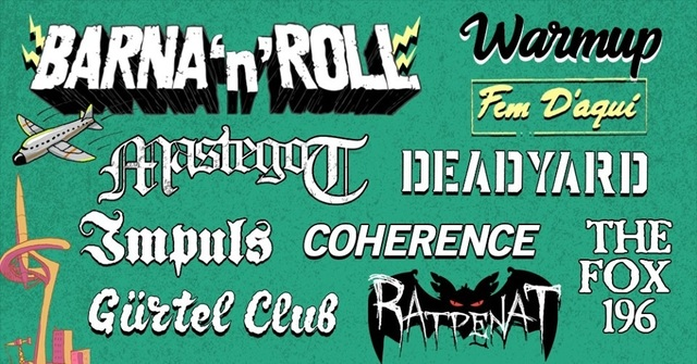 Barna 'n' Roll WARM UP 2019 «Fem D'aquí» (Official Event)