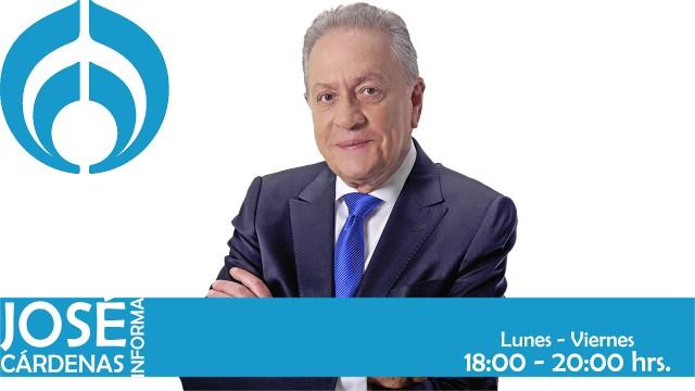 José Cárdenas Informa en Vivo – Martes 23 de Febrero del 2021