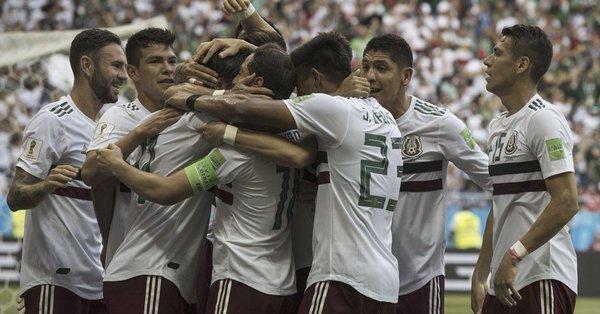 México con 6 puntos y aun no esta clasificado