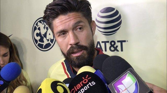 Oribe Peralta asegura que el América tiene jugadores para cubrir las bajas