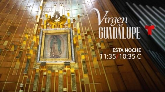 Mañanitas a la Virgen de Guadalupe Telemundo en Vivo – Miércoles 11 de Diciembre del 2019