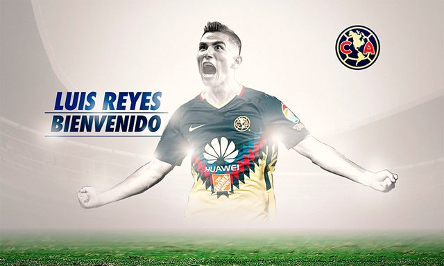 Luis Reyes es el primer refuerzo del América