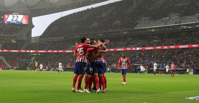 Resultado Atlético de Madrid vs Valencia – J34 – La Liga