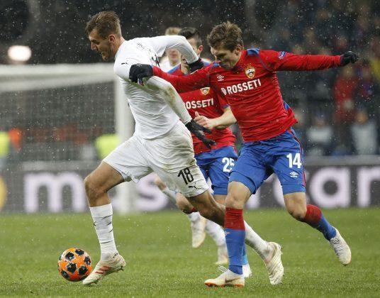 Resultado del CSKA Moscú vs Viktoria Plzen – Fase Grupos – Champions League
