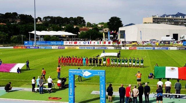 Resultado México vs Qatar en Torneo de Toulon 2018