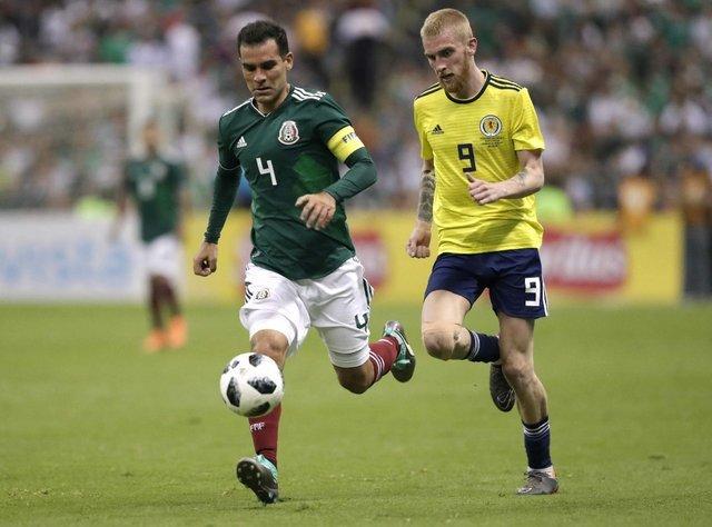 Resultado Selección Mexicana vs Escocia – Partido Amistoso