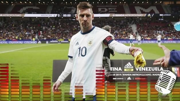 Messi tiene claro que de él hablan muchas mentiras