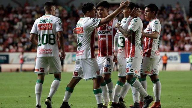 Resultado Necaxa vs Tampico Madero en J2 de Copa MX – Apertura 2018