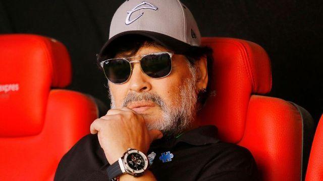 Maradona no irá a Cannes prefiere hacer pretemporada completa con Dorados