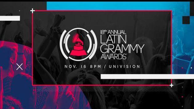 Grammy Latino 2018 en Vivo – Jueves 15 de Noviembre del 2018