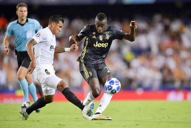 Resultado del Valencia vs Juventus – Fase Grupos – Champions League