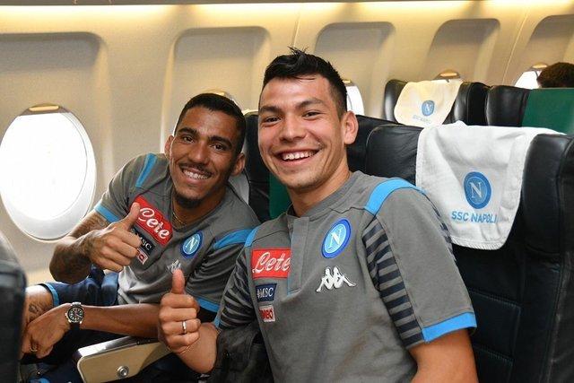 Chucky Lozano es convocado para enfrentar al Juventus
