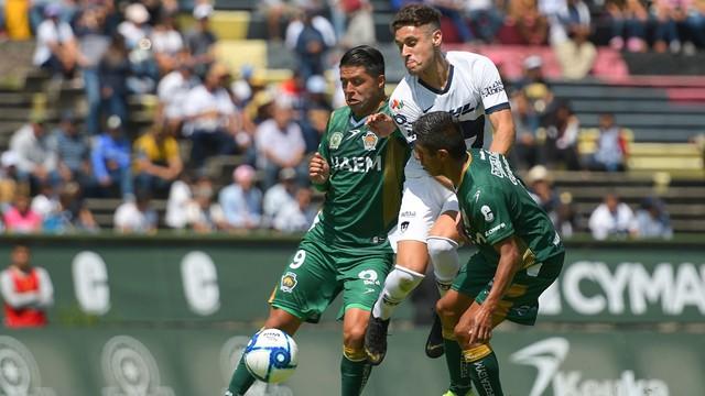 Resultado Pumas vs Potros UAEM – Copa MX