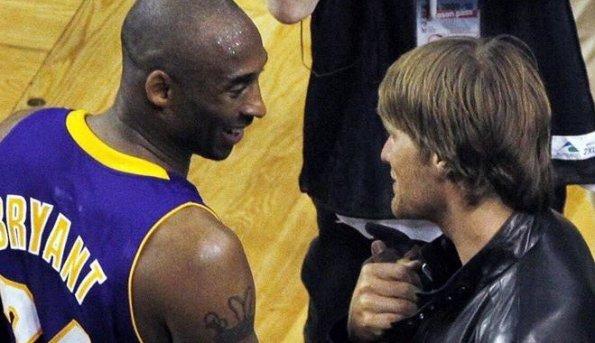 Deportistas lamentan la muerte de Kobe Bryant
