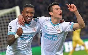 Resultado del Inter vs PSV Eindhoven – Fase Grupos – Champions League