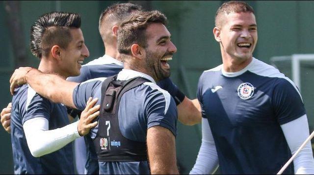 Cruz Azul checa a sus jugadores para saber si se fueron de fiesta