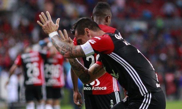 Caraglio no tenía intención de dejar al Atlas y llegar a Cruz Azul